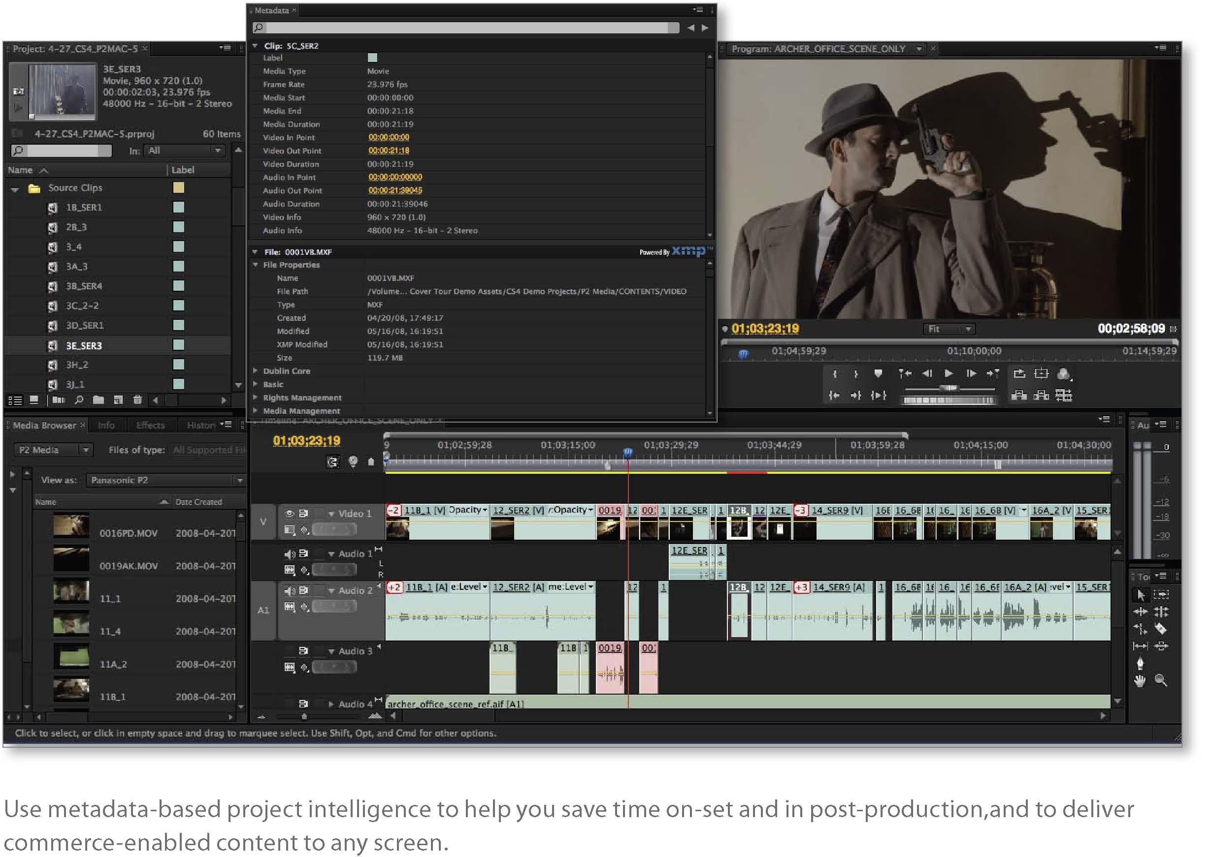 Adobe Premiere Pro CS4 (1 dvd)